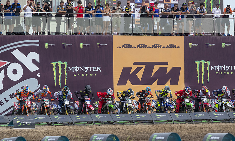 Der MXGP of China kurz & kompakt