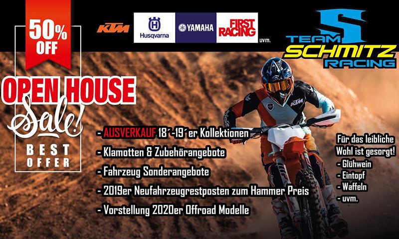 Einladung zum Open-House-Sale