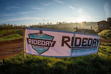 Feinste Kulisse beim BYD Ride Day 2019