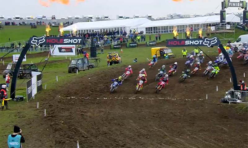 Der MXGP of Great Britain kurz & kompakt