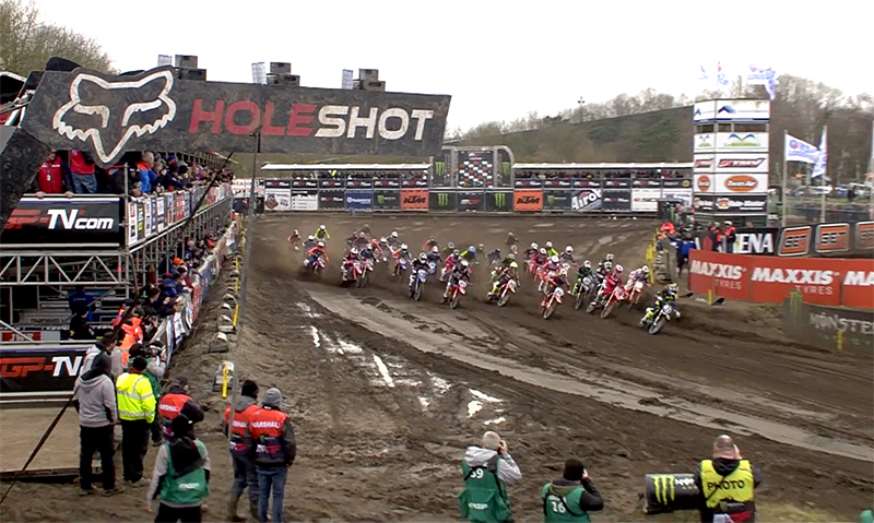 Die Highlights der Quali beim MXGP of the Netherlands