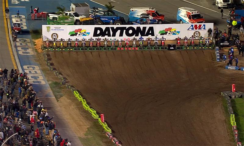 Daytona kurz & kompakt