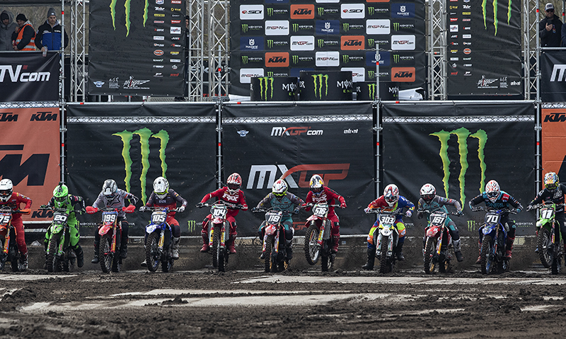 Der MXGP of the Netherlands kurz & kompakt