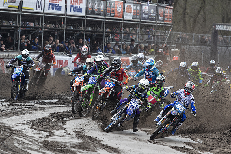 Die WMX-Highlights aus Valkenswaard