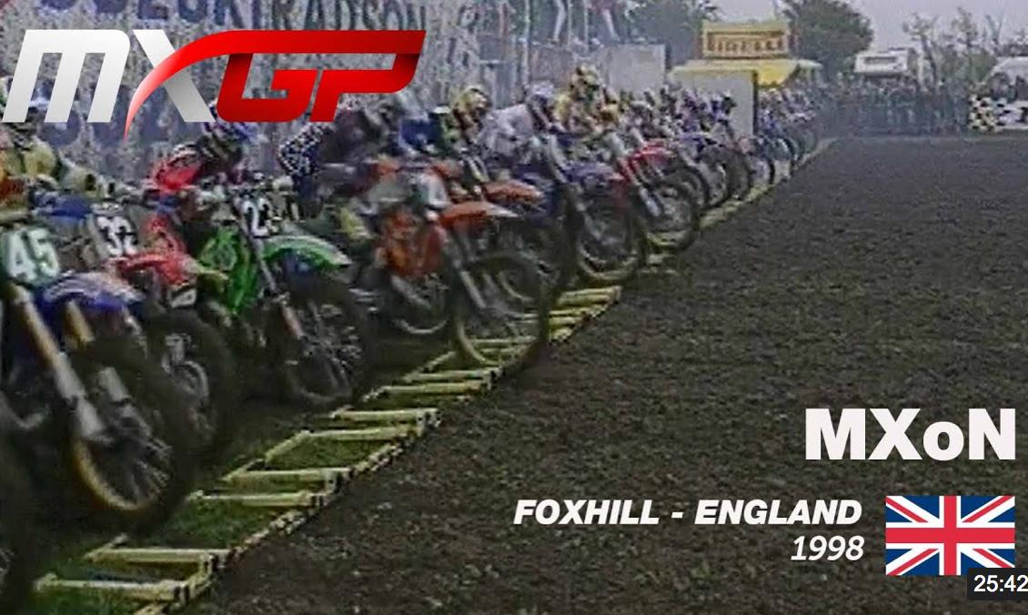 MXoN 1998 – England