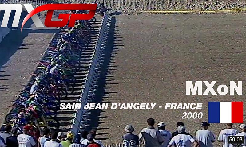 MXoN 2000 – Frankreich