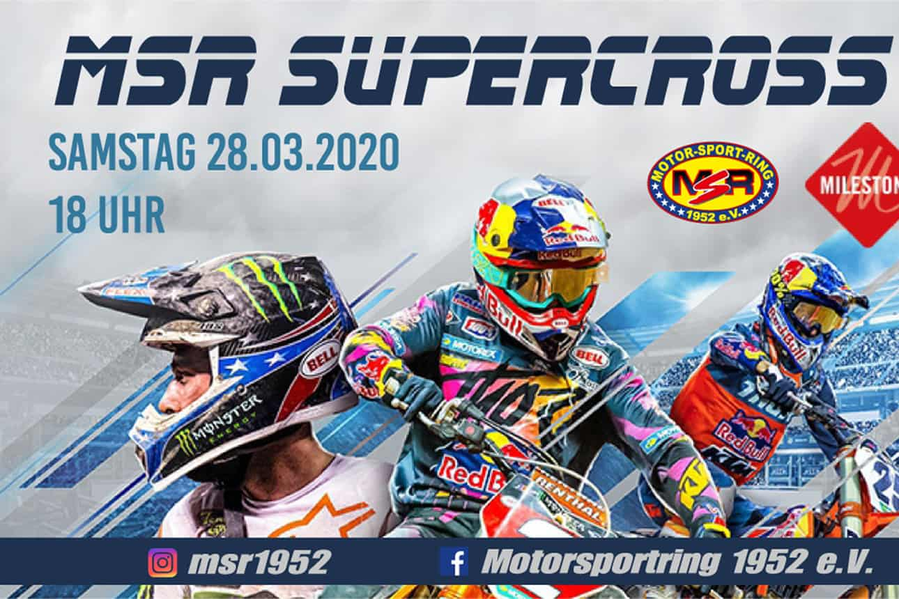 MSR Supercross 3